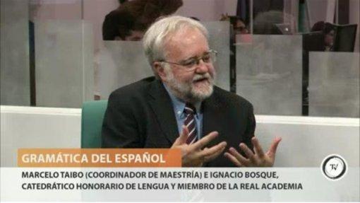 """Ignacio Bosque, """"el mejor gramático de la lengua española"""""""