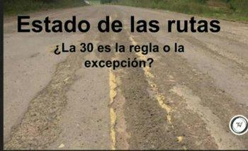 Columna de Actualidad del editor Martín Viggiano, en el que repasa el estado de situación de las rutas uruguayas y demuestra con cifras que el deterioro de la 30 -que conecta a Artigas- no es una excepción.
