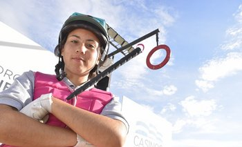 <p>En un rubro difícil para las mujeres, Lorena Fígalo está determinada a cruzar el disco.</p><p></p>