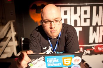 Frédéric Harper, tecnoevangelista senior en Mozilla