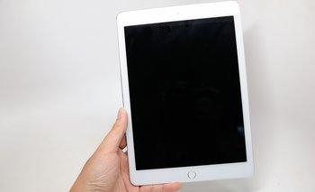 Esta es una de las fotos publicadas por el blog vietnamita Tinhte de lo que, según allí se afirma, es el iPad Air 2