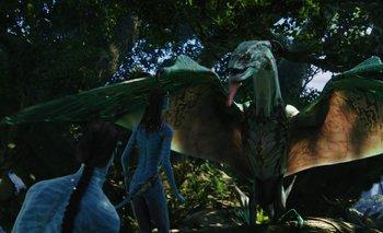"Ikran en la película ""Avatar"""
