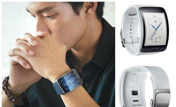 Gear S, el nuevo smartwatch de Samsung