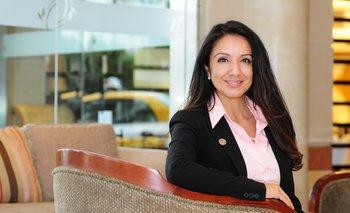 Mónica Barajas, experta estadounidense en cyberbullying