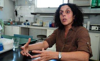 Patricia Lagos, docente e investigadora de Facultad de Medicina