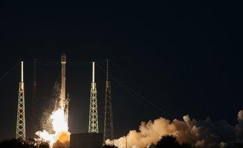 Despegue de Falcon 9 y SES-8 este martes