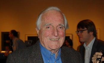 Douglas Engelbart en 2008. El informático falleció este martes a los 88 años