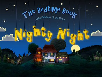 Nighty Night, de Shape Minds and Moving Images (iPad, US$ 2,99)