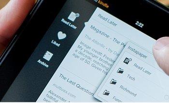 Instapaper es uno de los más populares y con servicio para todas las plataformas