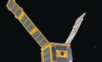 Pegaso, el primer satélite ecuatoriano en órbita, es un cubo de 10 centímetros por 10 que cuenta con paneles solares desplegables