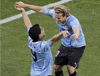 Suárez y Forlán