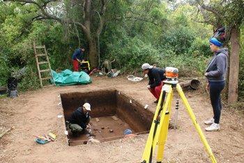 La actividad arqueológica en Uruguay será recreada en el MAPI para permitir al público meter las manos en la masa
