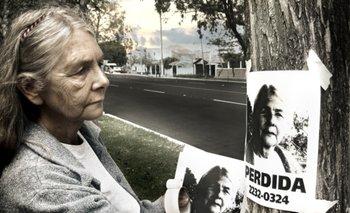Imagen de una campaña para apoyar a las personas con la enfermedad de Alzheimer en Guatemala
