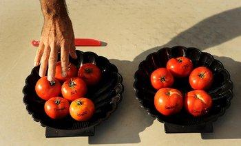 Cherokee Purple es una delicada variedad de tomates de especial dulzura y acidez
