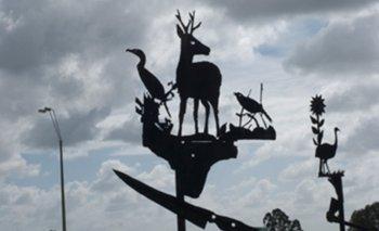 El proyecto abarca el parque de esculturas de animales del artista Martín Arregui, en la entrada a Trinidad