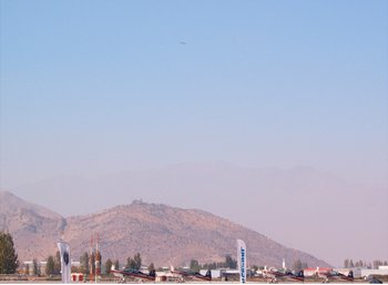 Caso Fidae (Feria Internacional del Aire y del Espacio de Chile), tomado este año