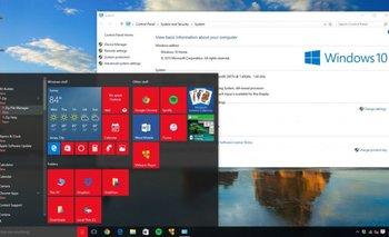 Windows 10 arregló dos fallas y se convirtió en un sistema operativo más seguro