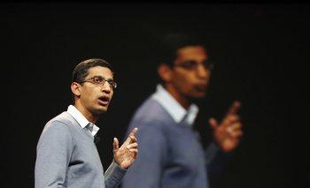 Sundar Pichai, nuevo CEO de Google<br>