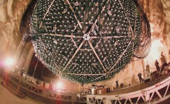 El Sudbury Neutrino Observatory en Ontario, Canada, se encuentra en una vieja mina de níquel
