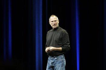 69e381ca165 Tecnología > MUÑECO. Lanzan una nueva figura de Steve Jobs luego de haberse  prohibido su venta