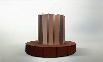 Lanzada en 1976, Cray-1 pesaba 5,5 toneladas tenía 8 megas de RAM y costaba entre 5 y 8 millones de dólares