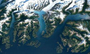 Glaciar Columbia, Alaska