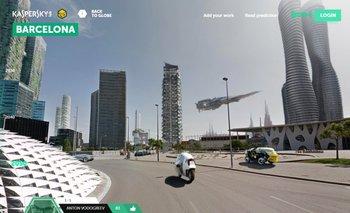 Barcelona tendrá puerto espacial y sus habitantes serán androides