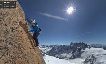 Aiguille du Midi, Mont Blanc, Francia