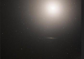 <p>M89 es una de las ocho galaxias en el cúmulo de Virgo que Charles Messier descubrió en 1781</p><p></p>