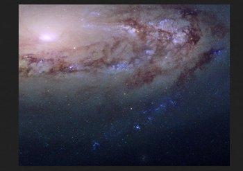 <p>M90 es una brillante y hermosa galaxia espiral situada en el cúmulo de galaxias de Virgo</p><p></p>