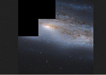 <p>Aunque es un miembro del cúmulo de galaxias de Virgo, M98 aparece en la constelación vecina de Coma Berenices</p><p></p>