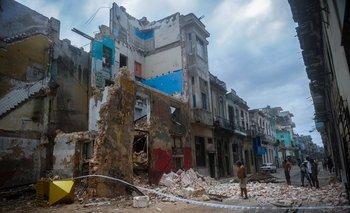 La Habana, Cuba, luego del huracán Irma